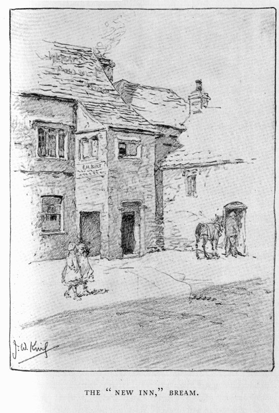 An image of the New Inn, Bream