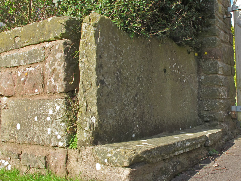 A photo of Part of the Stoney Stile