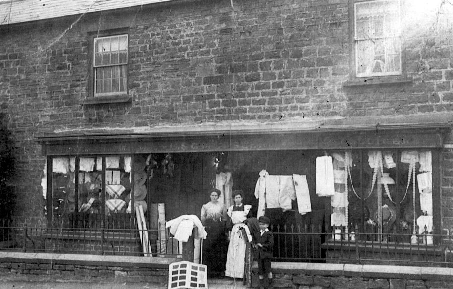 A photo of the Schlosberg shop on Bream HighStreet