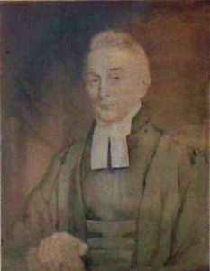 A photo of Rev. Henry Poole